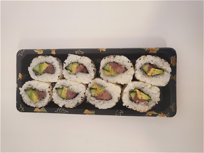 Foto Tonijn Avocado Roll
