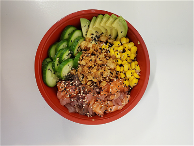Foto Pokebowl mix